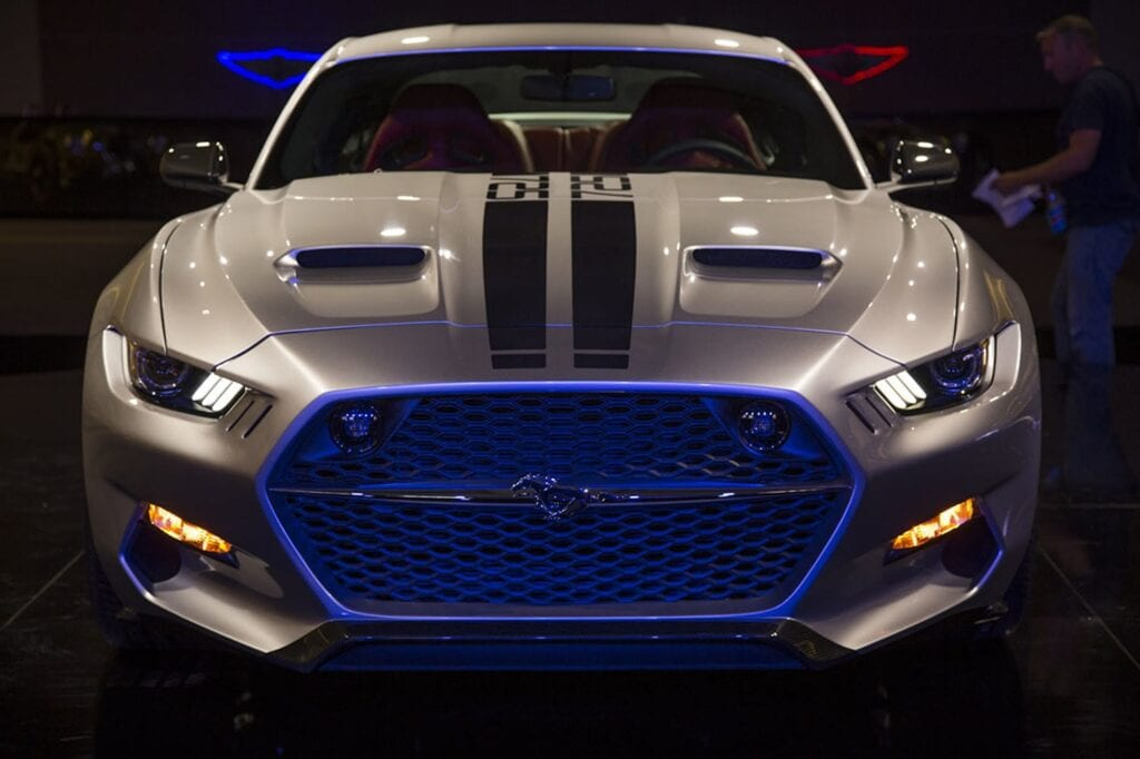 2016 Ford Mustang Rocket By Henrik Fisker And Galpin Auto Sports …