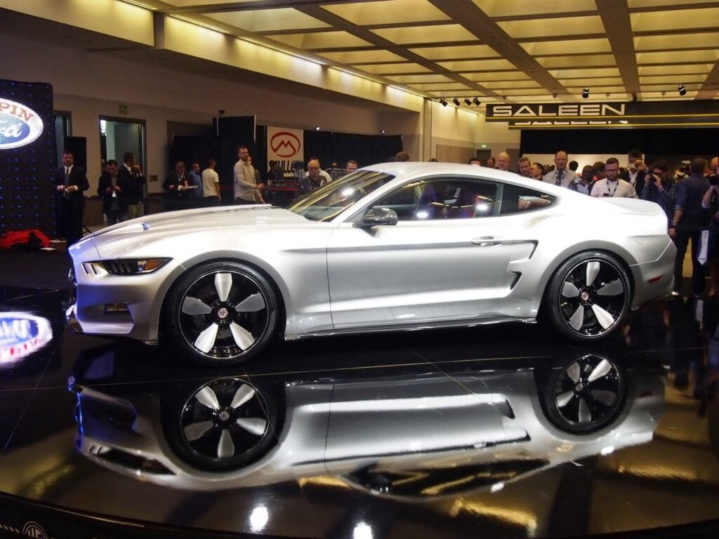 """735 hp Galpin Auto Sports Ford Mustang """"Rocket"""""""