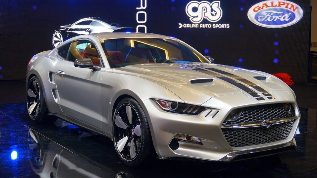 Fisker-Galpin Auto Sports 2015 Mustang Rocket: Los Angeles Auto …