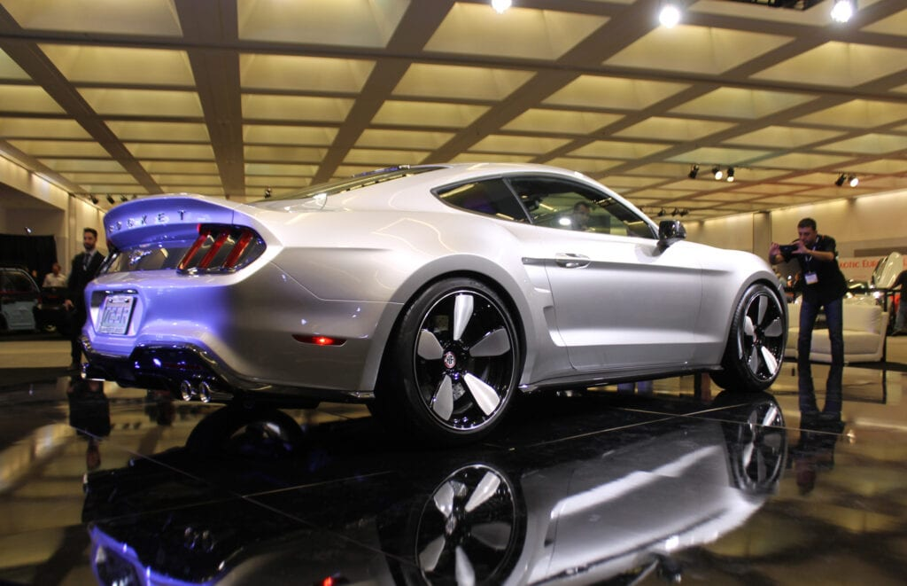 Fisker returns with a tricked-out 725-hp Mustang – 24News.ca