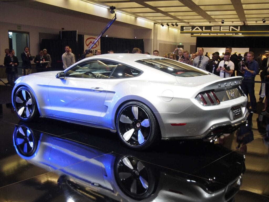 Fisker Rocket by Galpin Auto Sports is a 725 HP Ford Mustang …