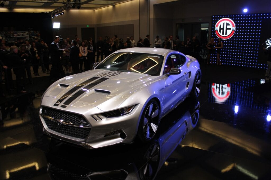Galpin And Henrik Fisker Reveal 725-HP Rocket Based On The 2015 …