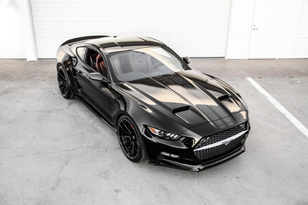 Galpin Auto Sports Rocket 2015 ford mustang wallpaper
