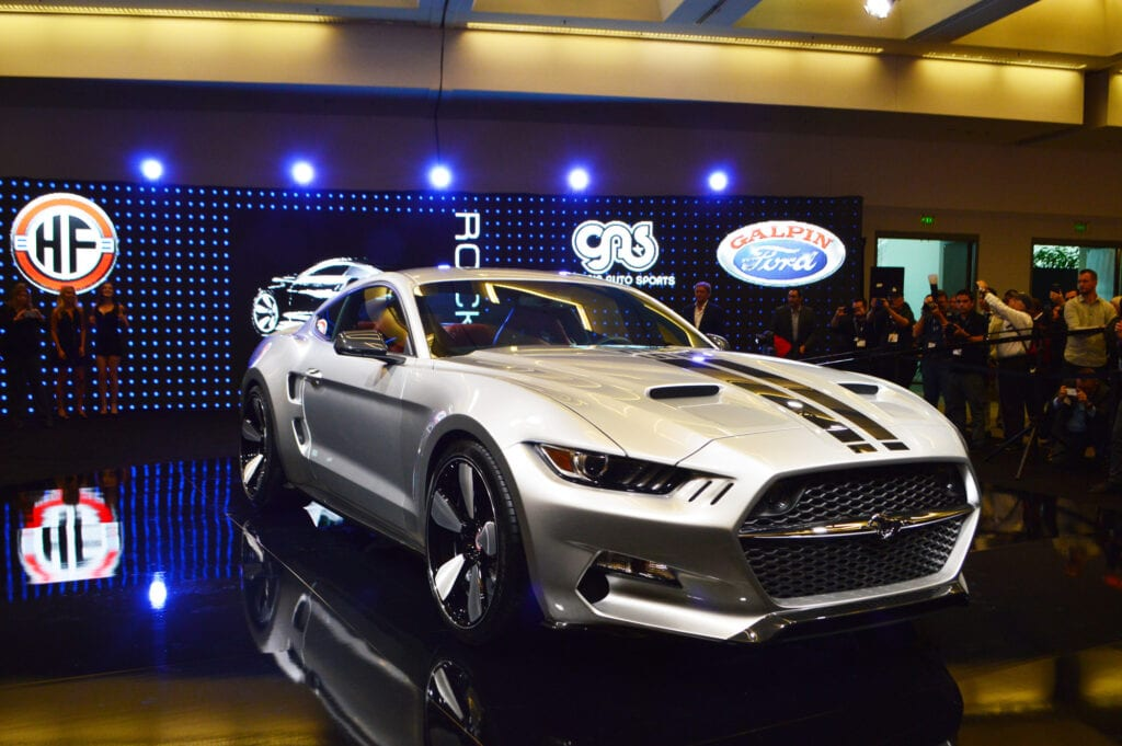 Galpin-Fisker Rocket is the Ultimate Mustang – The Mustang Source …