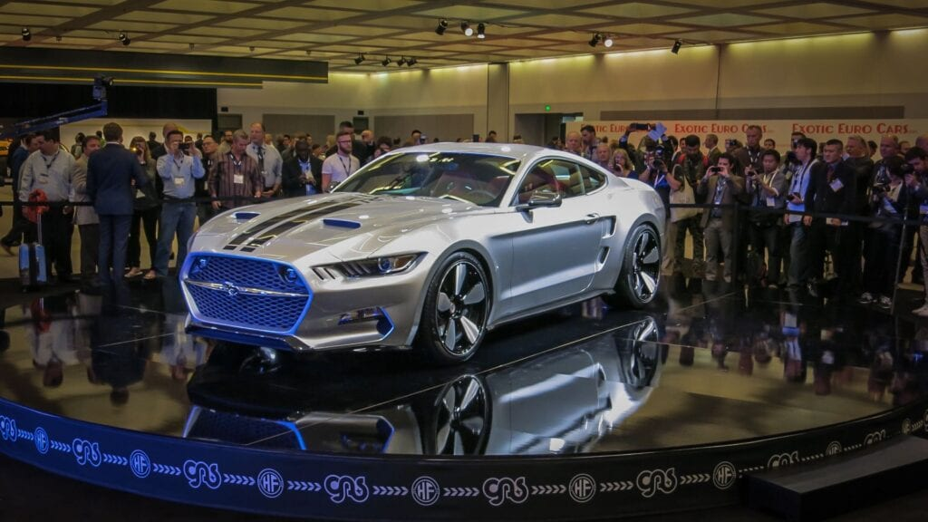 Galpin-Fisker Rocket puts a 725-hp Mustang in a tailored suit
