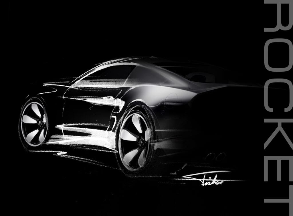 Rocket Man: Henrik Fisker's New Car Is a Carbon-Fiber-Bodied …