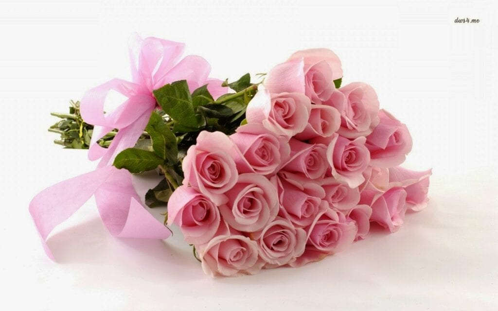 11636-bouquet-of-pink-roses-1280x800-flower-wallpaper