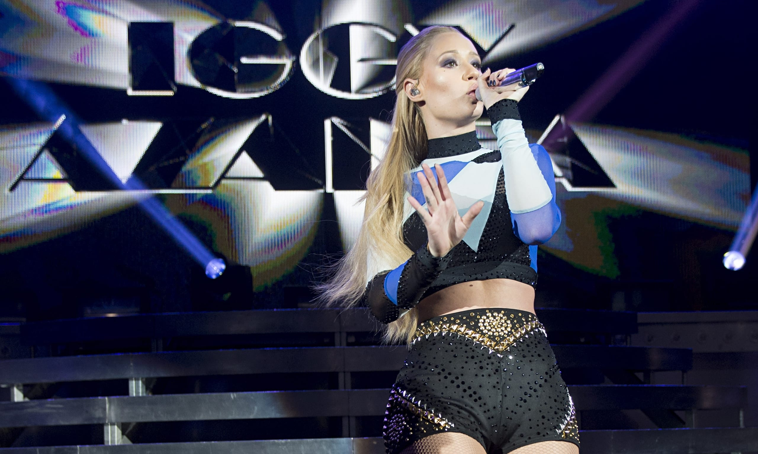 Iggy Azalea had the crowd 'erupting for every song' at her one-off London show last week. - sexy Iggy Azalea Iggy Azalea sexy Iggy Azalea Resimleri Iggy Azalea güzel resimler