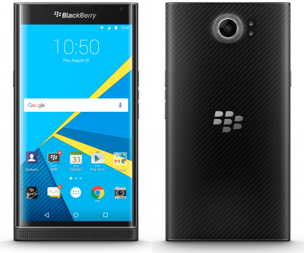 BlackBerry Priv review: Android with a hardware keyboard is …