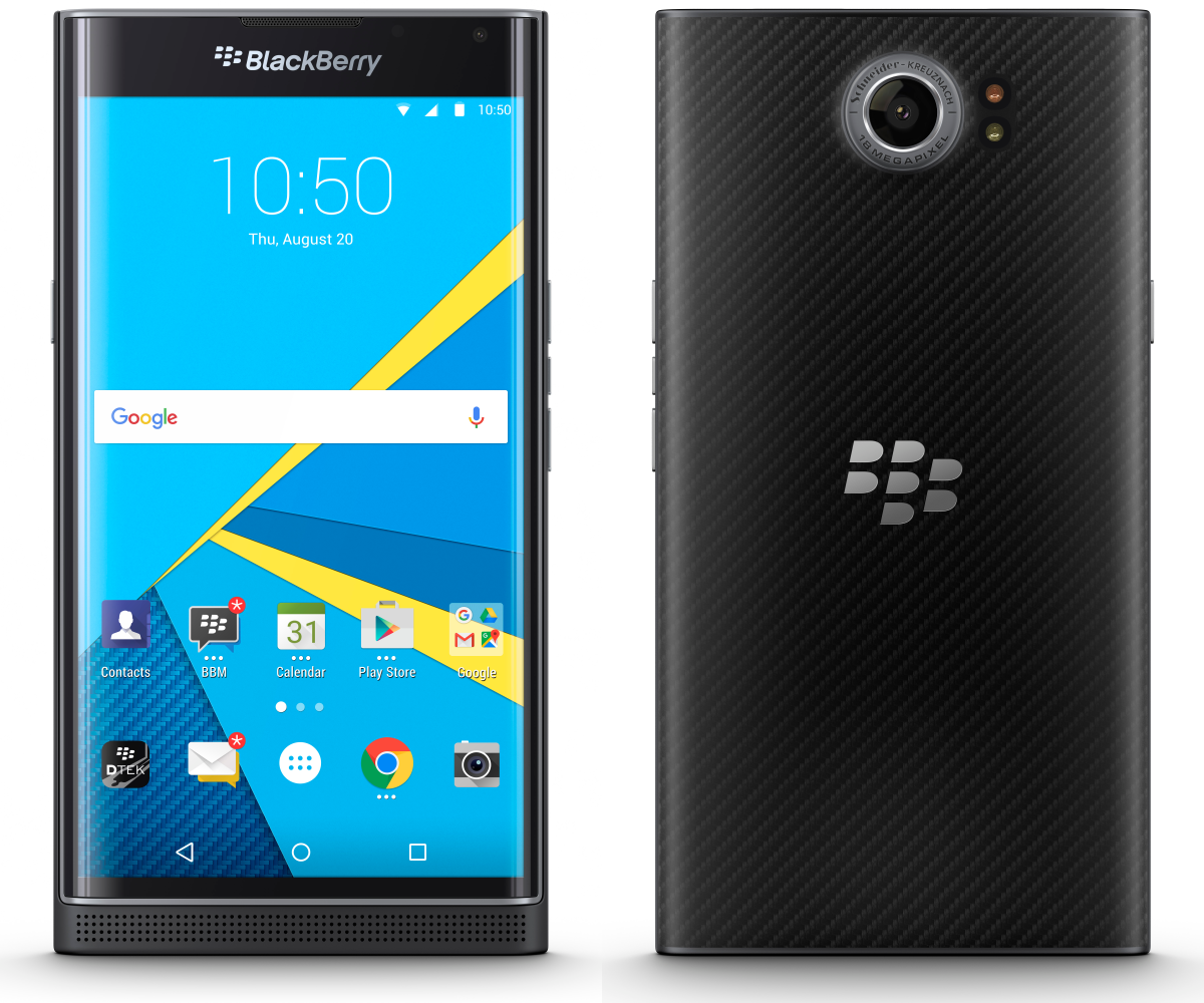 BlackBerry Priv review: Android with a hardware keyboard is ... -