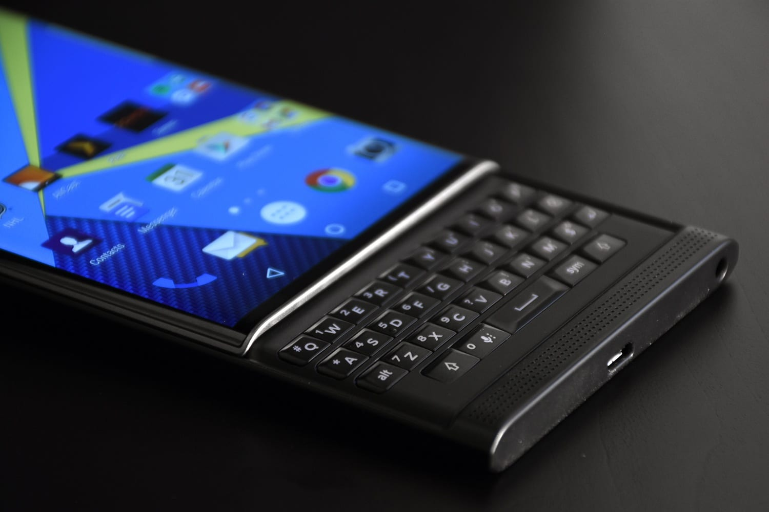 BlackBerry Priv Review | Digital Trends - resimleri BlackBerry Priv Resimleri blackberry priv blackberry Android