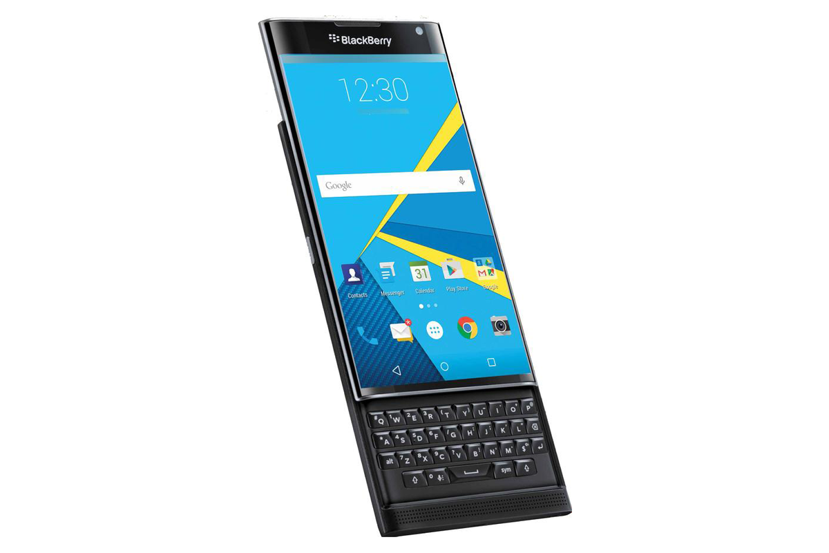 Everything we know about the BlackBerry Priv Android Slider ... -