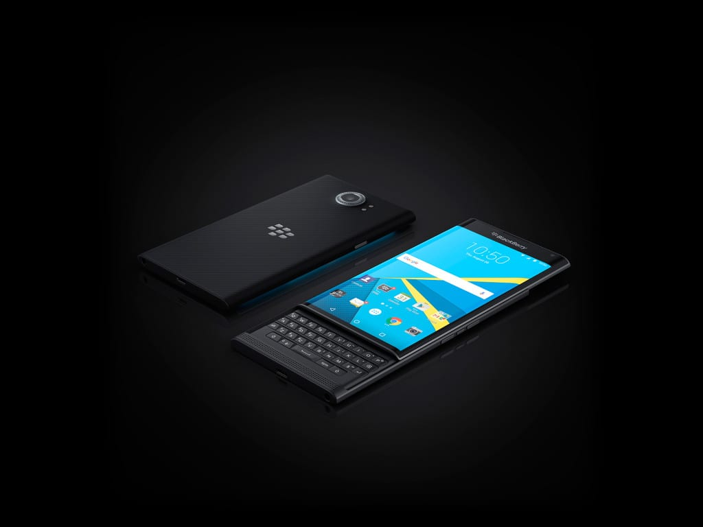 Review: BlackBerry Priv | WIRED -