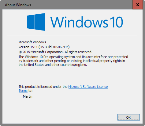 windows-10-version - windows 10 versiyon windows 10 sürüm Windows 10 Windows microsoft