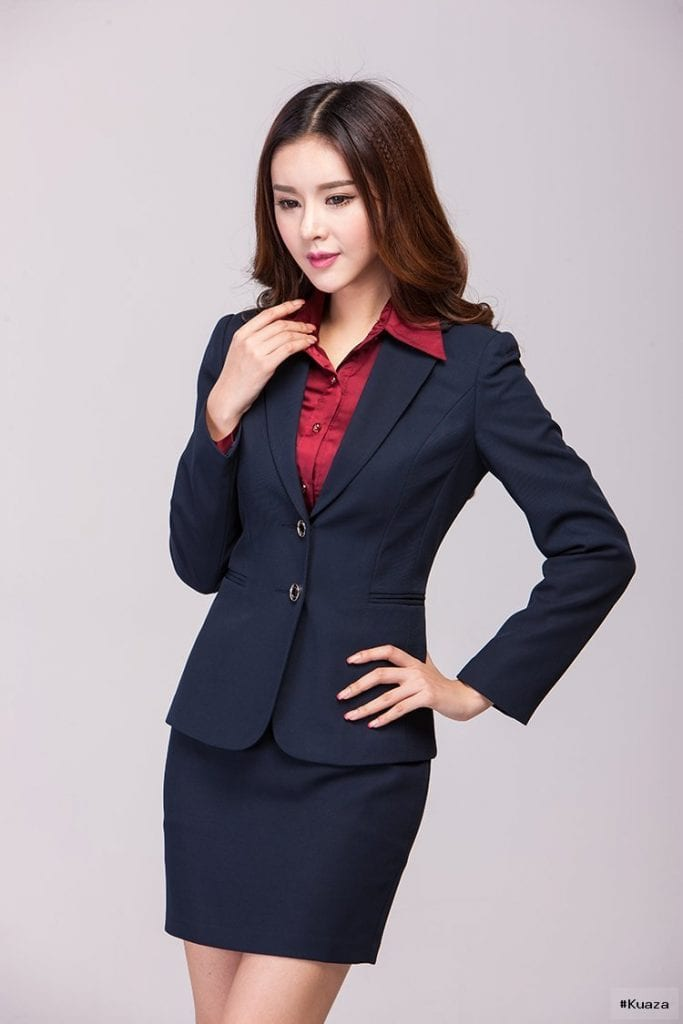 2015-New-Women-Suits-with- …