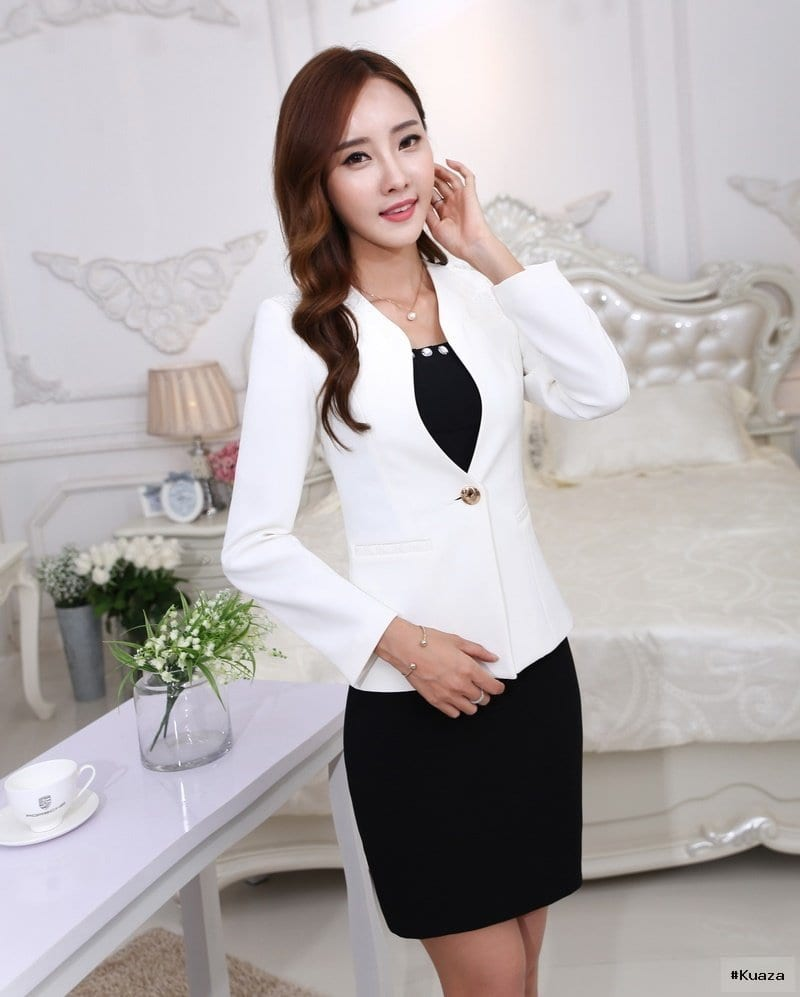Compare Prices on White Blazer and Skirt Set- Online Shopping/Buy …