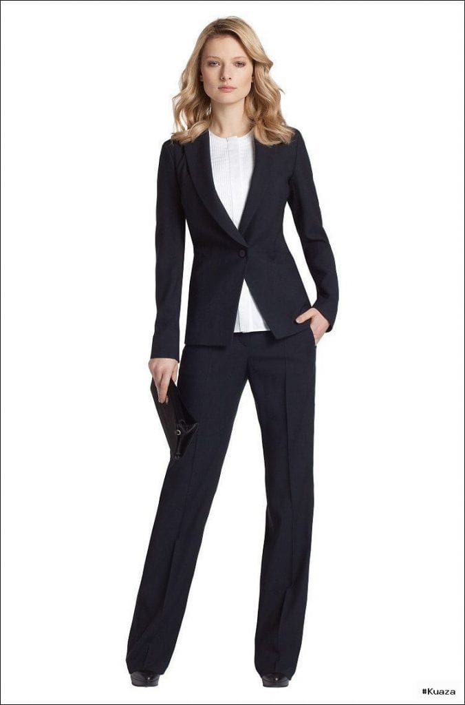 Giorgio Armani Womens Suits | Clothing from luxury brands