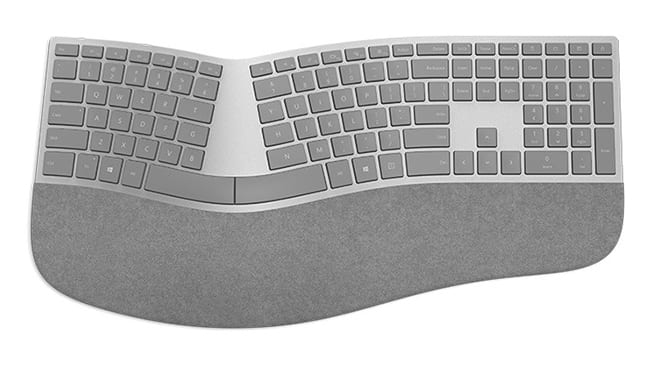 micro3 - surface mouse surface keyboard surface ergonomic keyboard Surface microsoft surface microsoft