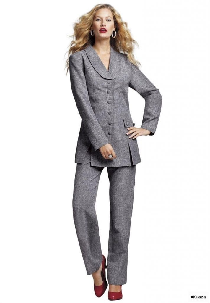 Pant Suits For Petite Women | WardrobeLooks.com
