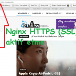 Nginx SSL (https) aktif etme [Cloudflare] 7