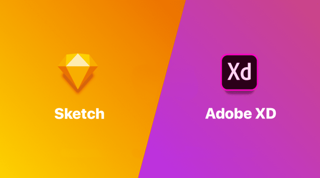 Adobe XD ve Sketch