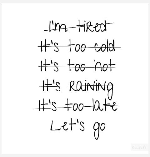 37 Awesome Fitness Motivation Quotes To Keep You Going!