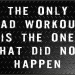 Amazon.com: Workout Poster Gym Quotes Fitness Motivation Poster ...