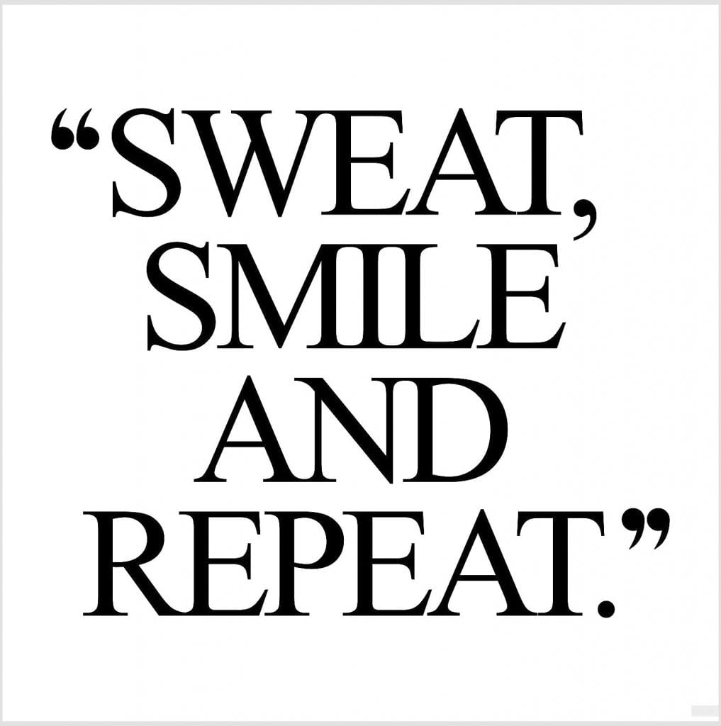 Positive Attitude | Fitness motivation quotes, Fitness inspiration …